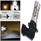 80W LED White DRL Fog Signal Light Bulbs for Can-Am Outlander 1000 500 650 800R