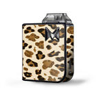 Skin Decal for SV Mi-Pod Kit Vape / Brown Leopard Skin Pattern