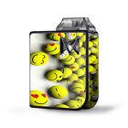 Skin Decal for SV Mi-Pod Kit Vape / Tennis Balls Happy Faces