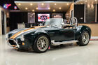 Shelby Cobra Backdraft Backdraft Racing Cobra! Ford 5.0L Coyote V8, Tremec 5-Speed, PS, PB, Low Miles!