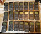 Lot Of 21 Texas Instruments TI-82 Graphing Calculator NOT WORKING