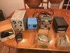 Large Lot Of Untested Vintage Equipment And Parts