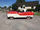 1957 Nash  1957 Nash Metropolitan-Hudson, American Motors Corporation, nice, original