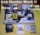 New Garrett Sea Hunter Mark II PI Waterproof PI Metal Detector  * Free Shipping