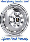 """16"""" FORD E350 E450 8 LUG 8 HOLE ONE FRONT SNAP-ON WHEEL COVER RIM LINER HUBCAP ©"""