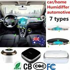 Smart Touch Air Purifier USB Car Ionizer Anion Air Cleaner For Car Home Use LH