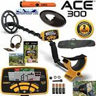 Garrett Metal Detectors ACE 300 With Waterproof Coil Pro-Pointer AT And Carry
