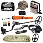 Garrett Metal Detectors AT Pro Special With Pointer PinPointer, Bag, Pouch, Hat,