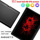 """10.1"""" Tablet 10.1Inch Screen Android7.0 4+64GB Dual Camera Wifi Phablet"""