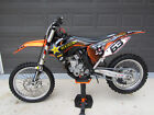 2014 KTM SX  2014 KTM 350 SXF Dirt Bike Used