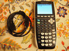 Texas Instruments TI-84 Plus C Silver edition w cord and case
