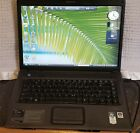 Compaq Presario F700 15.4 AMD Athlon64 Windows Vista Laptop - Works - Used