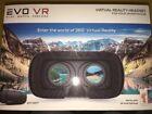 EVO  VR  HEADWEAR GLASSES VIRTUAL REALITY STARTER KIT WITH 3D