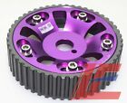 Cam Gears Pulley KIT Alloy Timing Gear FOR TYT Supra 1JZ 2JZ Purple 1PCS