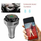 AP06 Wireless V4.2 Car MP3 Player FM Transmitter Support TF U-disk USB Charger W