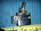 CARLING TOGGLE SWITCH  2 PRONG  # 1X504 NO BAG