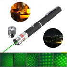532nm Powerful Adjustable All Star Green Laser Pointer Pen With Starry Clouds