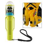 ACR C-LIGHT H20, LED PFD VEST LIGHT W/CLIP, WATER-ACTIVATED