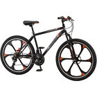 """26"""" Men's Wheel Mountain Bike 18"""" Frame Outdoor Trail 21 Speed Cycling Bicycle"""