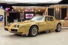 Pontiac Firebird Trans Am Trans Am WS6! Pontiac 6.6L V8, 4-Speed Manual, PS, PB, Disc, A/C, Documented