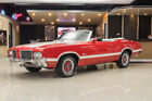Oldsmobile Cutlass Convertible Frame Off, Rotisserie Restored! Rocket 350 V8, TH350 Automatic, PS, PB, Pwr Top