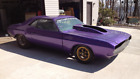 1972 Dodge Challenger  1972 Dodge Challenger SFI 25.5 race car rolling chassis