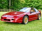 1988 Pontiac Fiero GT Original 1988 Fiero GT T-Top, 5-Speed, Leather Interior, 2 Owner, 22,920 Miles