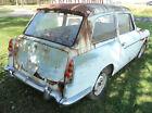 1958 Austin  1958-67 Austin A 40 Farina MkI or Innocenti Saloon 2 Door Hatchback Wagon UK Eng