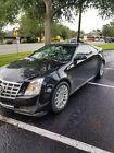 2012 Cadillac CTS  Cadillac cts4