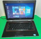 """14"""" DELL LATITUDE E6420 Windows 10 Intel i3 2.2ghz  120gb 4gb RAM  OFFICE P-Shop"""