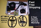 Garrett AT MAX Metal Detector with MS-3 Wireless Headphones Free Shipping
