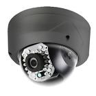 4MP 3D DNR DWDR BLC VCA H.264 Zip 3-Axis IP IP66 PoE ONVIF Security Camera 120db