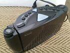 Emerson SmartSet Time Projector Dual Alarm Clock Radio AM/FM CKS3525BK Black