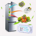 Fridge Air Purifier Activated Bamboo Charcoal Refrigerator Deodorant Box Odors;