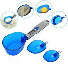 Electronic Measuring Spoon LCD Digital Scale Weight Gram Food Kitchen Lab Tool