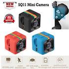 SQ11 Mini Camera 1080P Night Vision Camcorder Video Recorder DV Monitor Camera