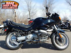 R 1100 RS -- 2001 BMW R 1100 RS    Black
