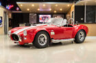 Shelby Cobra Superformance uperformance! Ford Racing 460ci V8 (535hp) Tremec TKO600 5-Speed, Low Miles!