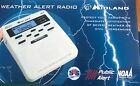 midland noaa weather alert radio wr-100