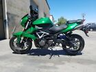 2017 Benelli TORNADO STREETFIGHTER 600  Only 10 miles on 2017 Benelli Tornado StreetFighter 600cc!!!!!