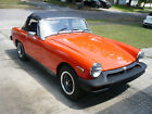 1979 MG Midget MG Midget 1979 MG MIDGET CONVERTIBLE, WITH CLEAN TITLE, READY TO DRIVE