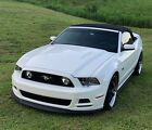 2013 Ford Mustang GT Premium 2013 Ford Mustang GT 5.0 Convertible