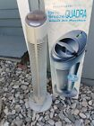 Silent Air Purifier Ionic Breeze Quadra by Sharper Image