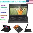 "Nextbook Ares11A 11.6"" BT Tablet PC Android 6.0 Ouad Core WIFI HDMI 2*Cam 2+64GB"