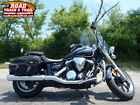 V Star 950 Tourer -- 2012 Yamaha V Star 950 Tourer    Black