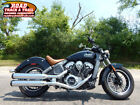 Indian Scout® Sixty Thunder Black -- 2016 Indian Motorcycle® Scout® Sixty Thunder Black    Black