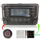Car Stereo Radio RCN210 BT CD USB AUX VW GOLF TIGUAN PASSAT TOURAN CC CADDY POLO