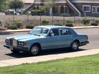 1984 Rolls-Royce Silver Spirit/Spur/Dawn SILVER SPIRIT NO RESERVE 1984 ROLLS ROYCE SILVER SPIRIT SEDAN 51K ORG MILES SURVIVOR ALL ORG