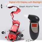 Precision mini Breathalyzer Professional Digital Breath Alcohol free shiping