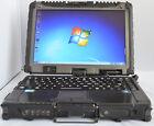 GETAC V200-X i7-620LM 2.0GHz 4-8GB 320GB Touch Backlit Key WWAN Rugged Laptop FR